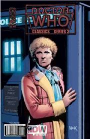 Doctor Who Classics 3 #1 (2010) IDW Publishing comic book